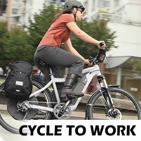 Buy a bike at reduced cost with the cycle to work scheme