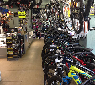 Richardsons Cycles Scarborough - Local Bike Shop with many brands such as Giant and Cube